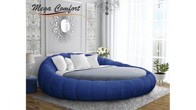 Круглые интерьерные кровати  Купить кровать Малена